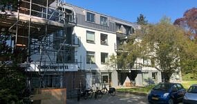 renovatie verduurzaming zorgcentrum Marienheuvel Soest - Woonzorg Nederland