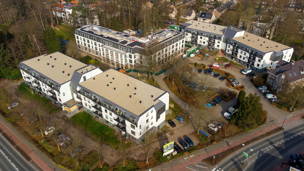renovatie en nieuwbouw woonzorgcentrum Marienburg Soest