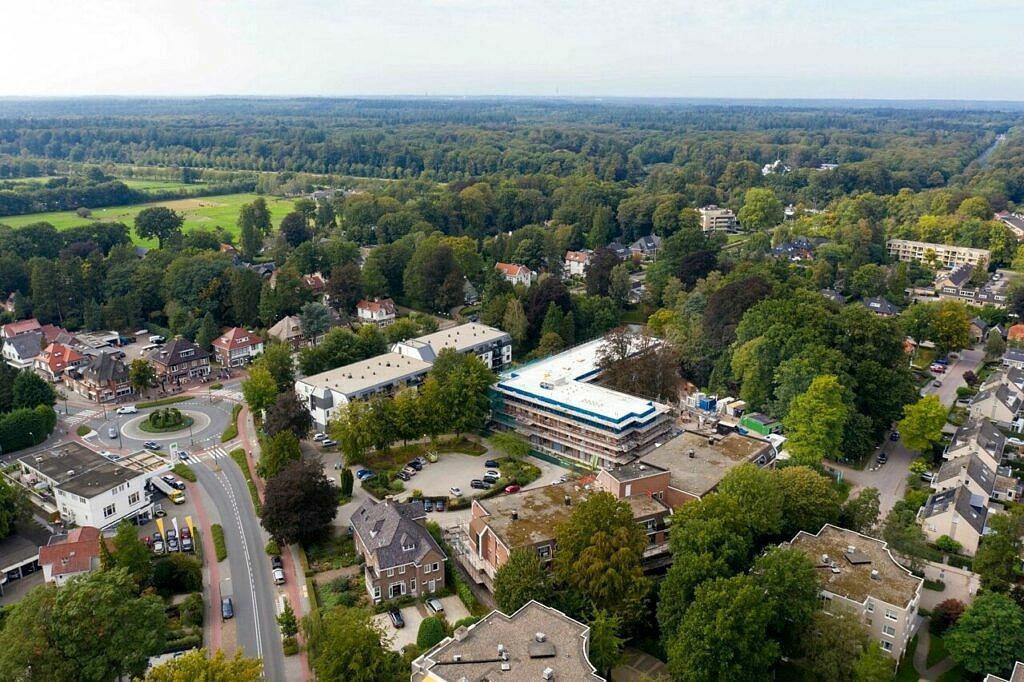 nieuwnieuwbouw verpleeghuis Marienburg Soest - hoogste punt - Woonzorg Nederland - Beweging3.0bouw verpleeghuis Marienburg Soest - hoogste punt