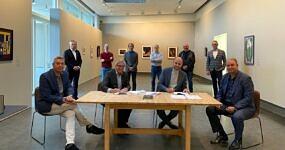 museum Singer Laren - Nardinc vleugel tekenen realistieovereenkomst