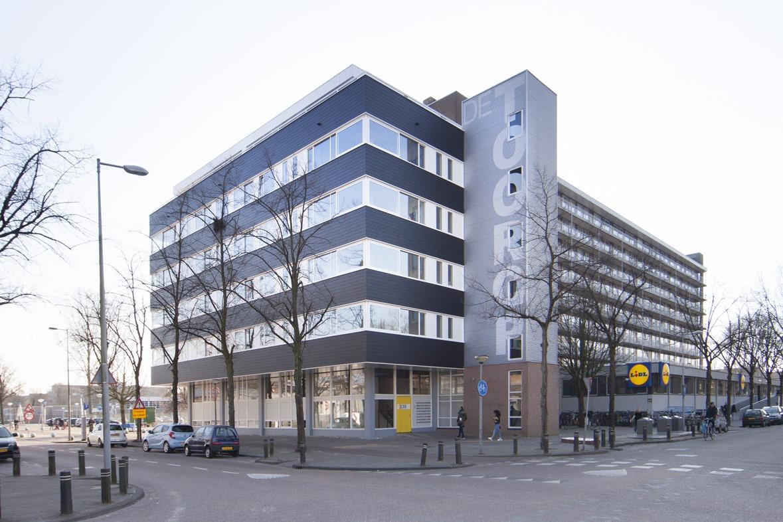 transformatie de toorop Amsterdam betaalbare appartementen