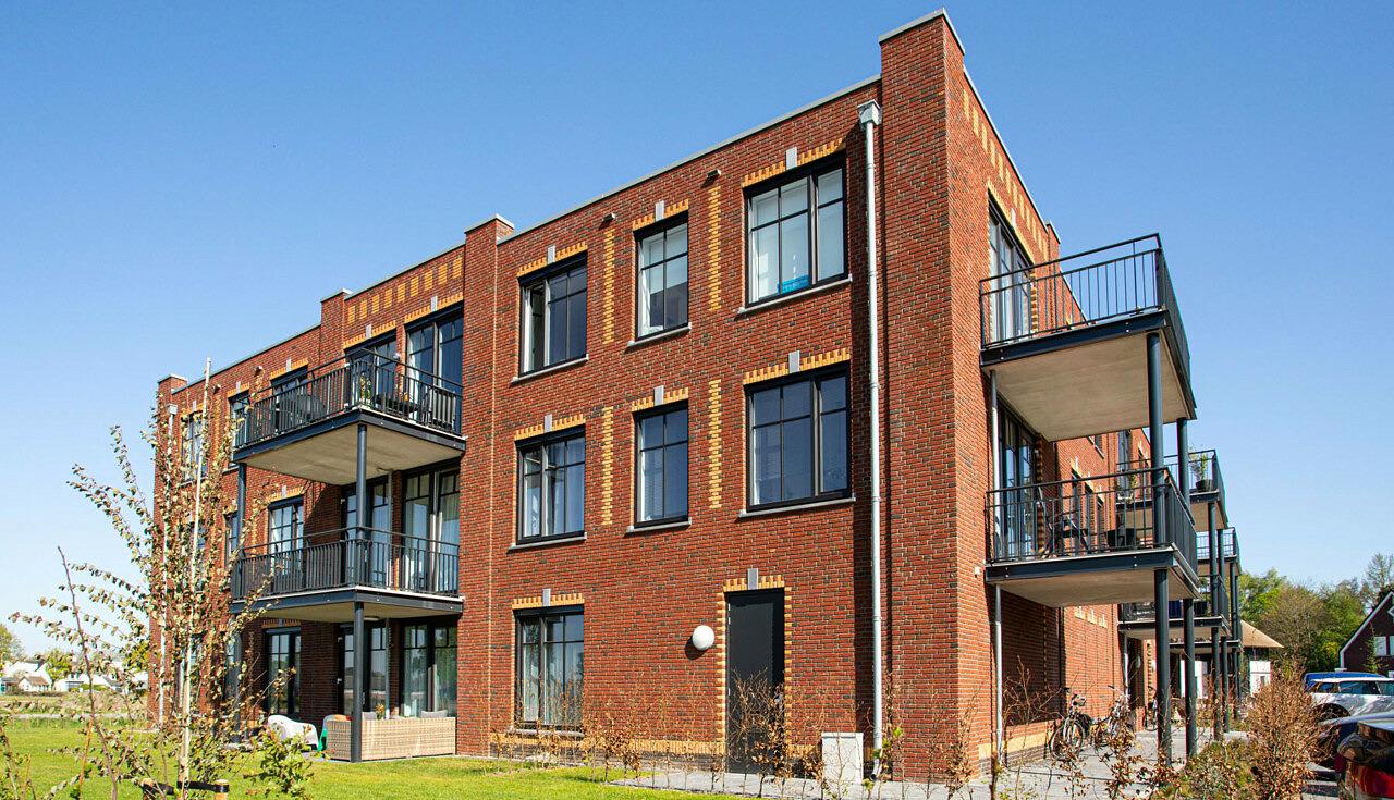 Holzenbosch Voorthuizen 19 huurappartementen betaalbaar bouwen wonen
