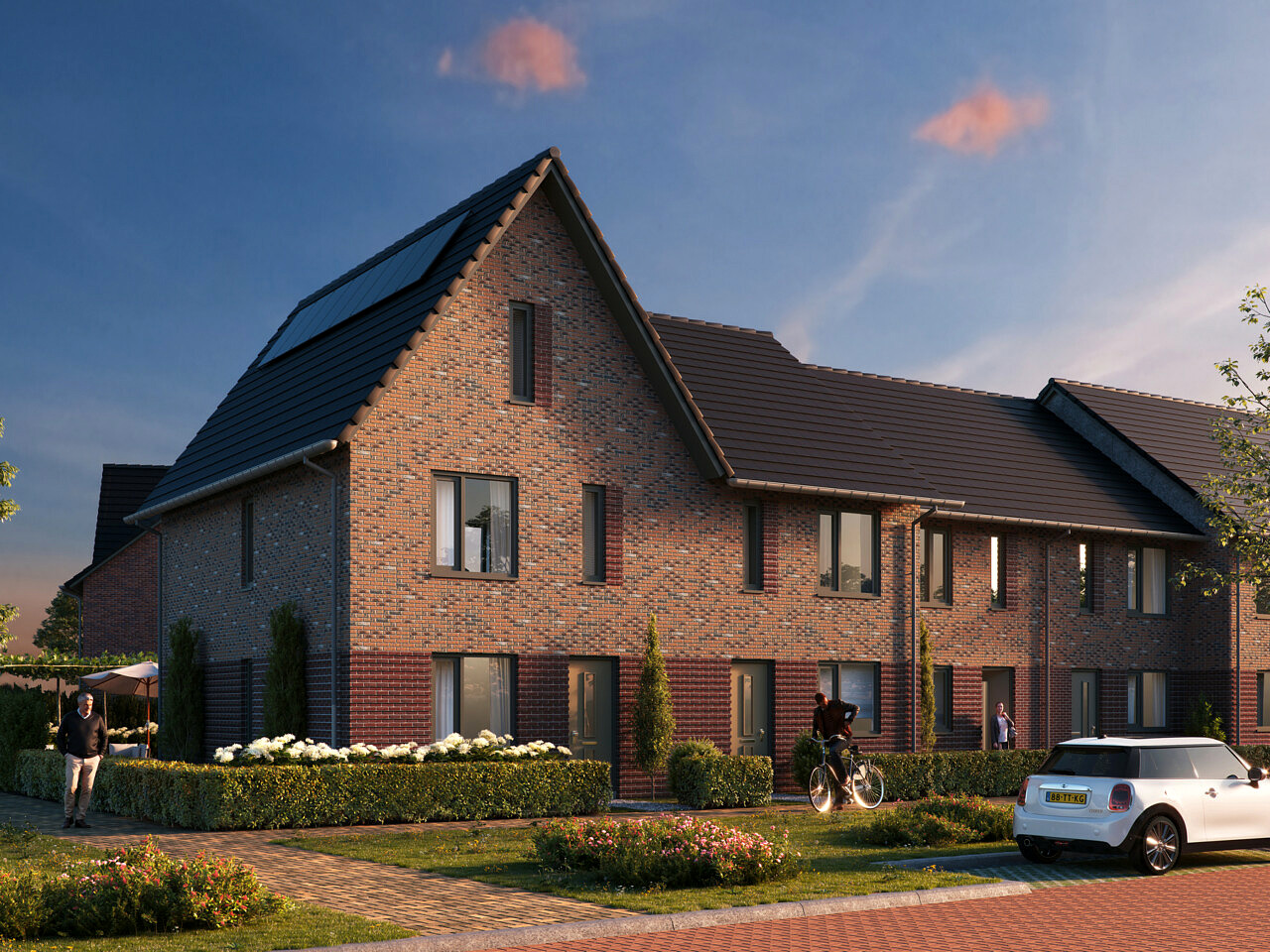Thuis in Bloemendal Barneveld D - Heilijgers