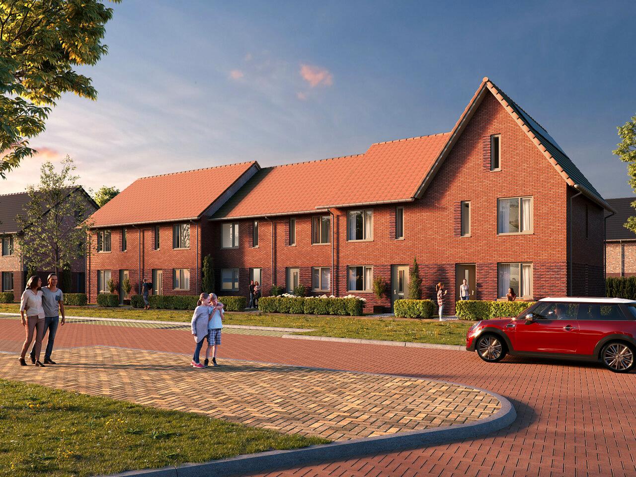 Thuis in Bloemendal Barneveld E - Heilijgers