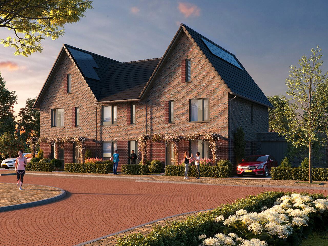 Thuis in Bloemendal Barneveld I - Heilijgers