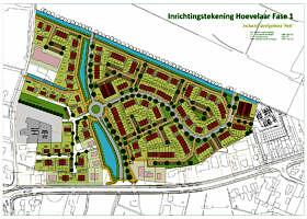 nieuwbouw woningen Hoevelaar In 't Veld Woudenberg