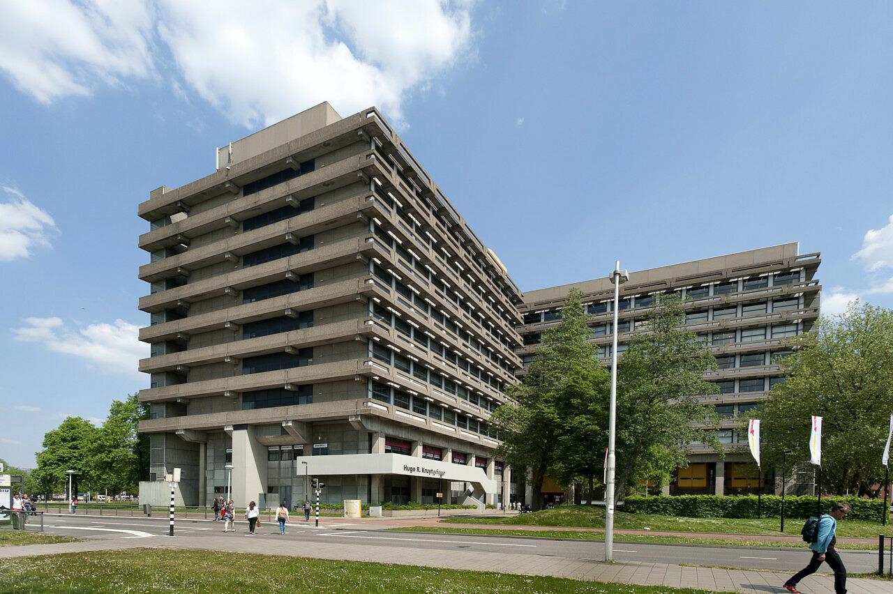 Brandveiligheidsvoorzieningen Kruytgebouw Universiteit Utrecht Heilijgers Bouwbedrijf