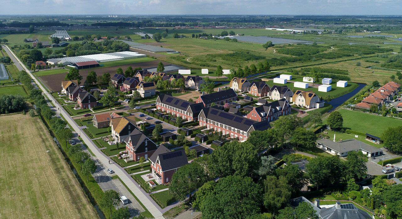 nieuwbouw De Oude Boomgaert Rijsoord Ridderkerk - Heilijgers Vastgoed
