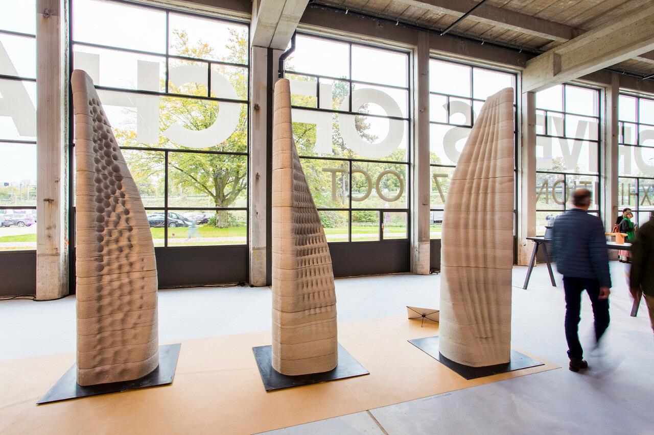 3D Betonprinten - De Huizenprinters - zuilen - Heilijgers