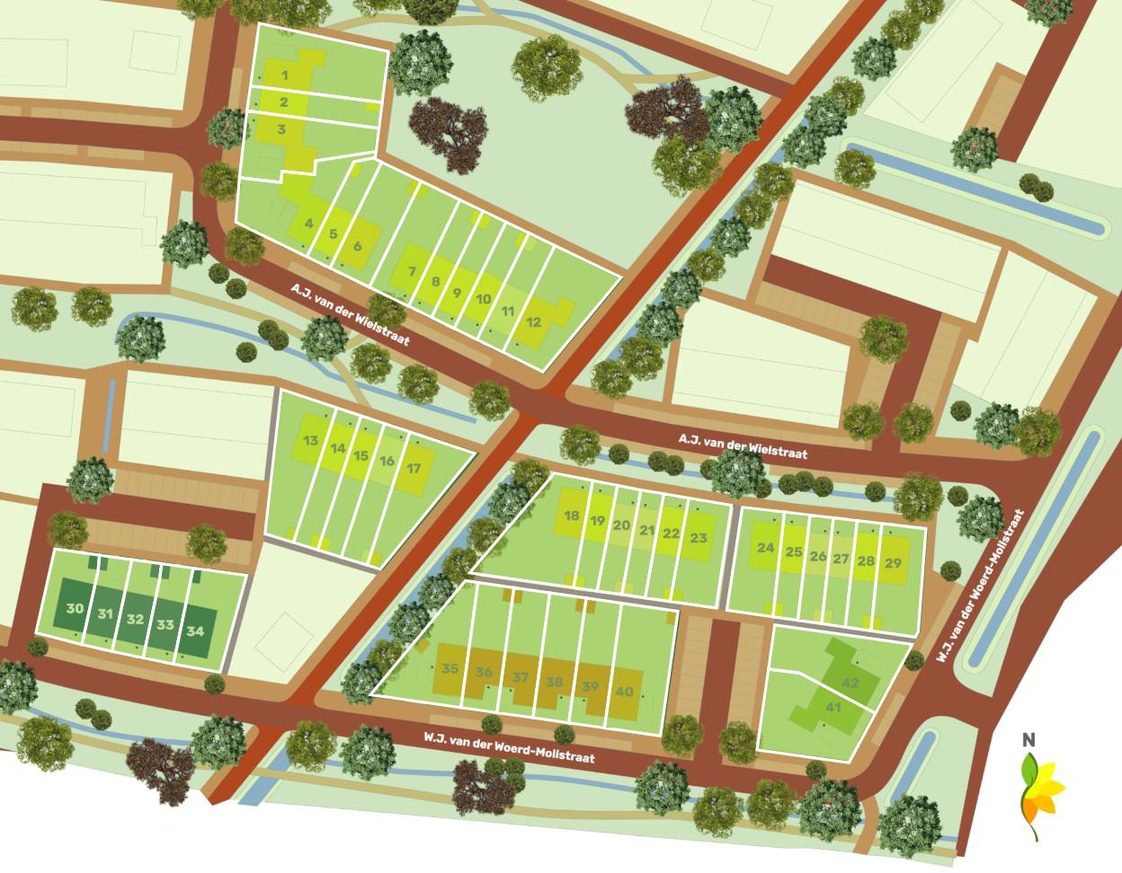 Thuis in Bloemendal Barneveld - Heilijgers