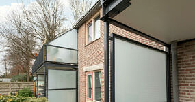 renovatie 80 balkons Woningstichting Leusden WSL