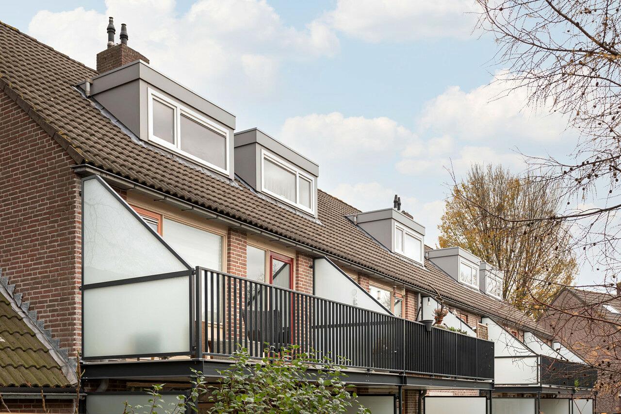 renovatie 80 balkons Woningstichting Leusden WSL