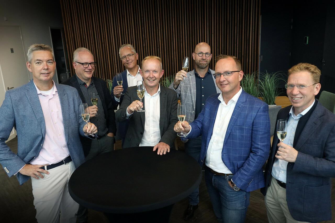 Directie KlokHolding en Heilijgers ©hansbarten2021